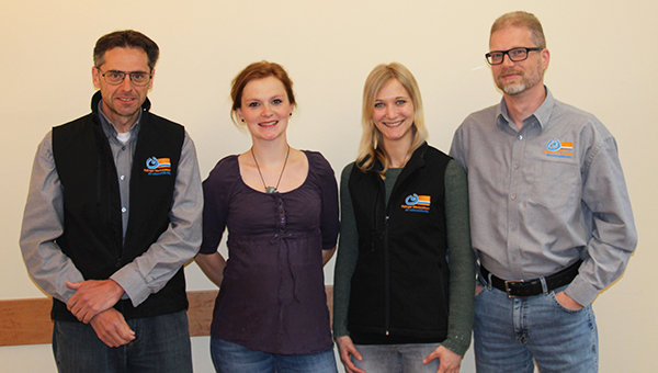 Christian Wimmer<br>Olivia Stoll<br>Lena Eckert<br>Markus Alte