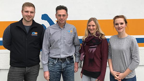 Florian Unterreiner <br> Christian Wimmer <br> Lena Eckert <br> Olivia Stoll <br>